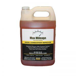 max mileage 1 gallon