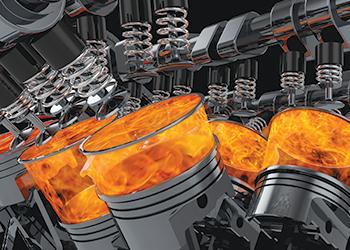 efficient diesel engine